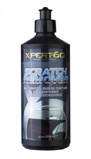 XPERT-60 SCRATCH REMOVER, Car Rubbing Compound - 500ml